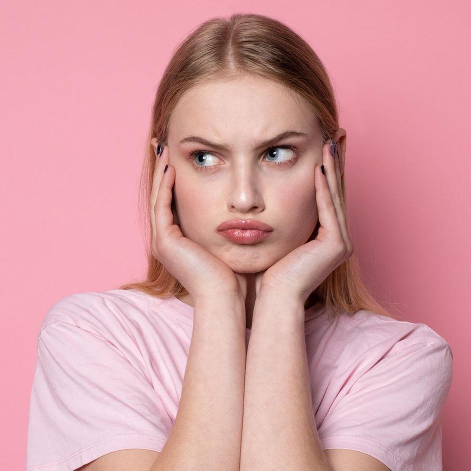 Abnehmen im Gesicht: Mit diesem Workout wir euere Haut straffer