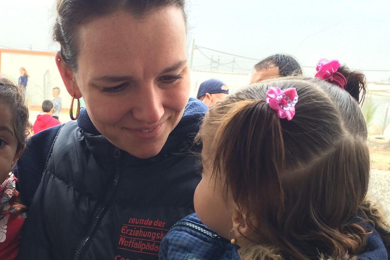 """""""Ich habe ein Baby – trotzdem helfe ich Menschen in Kriegsgebieten"""""""