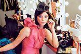 Party-Looks 2019: Die besten Styling-Ideen: Pinkes Minikleid