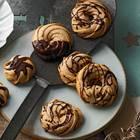 Schnelle Plätzchen: Zimtgebäck mit Schokolade
