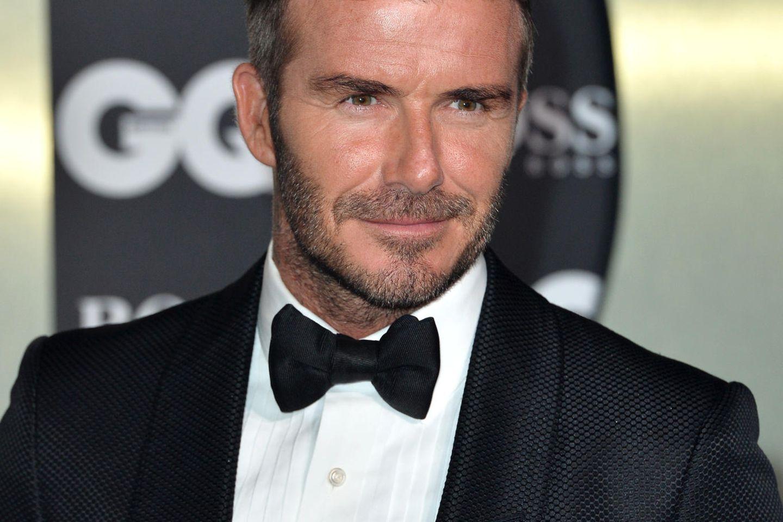 David Beckham: Bestbezahlter Star auf Instagram