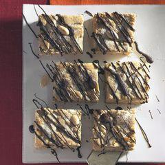 Mandel-Lebkuchenschnitten
