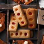 Gingerbread-Stäbchen