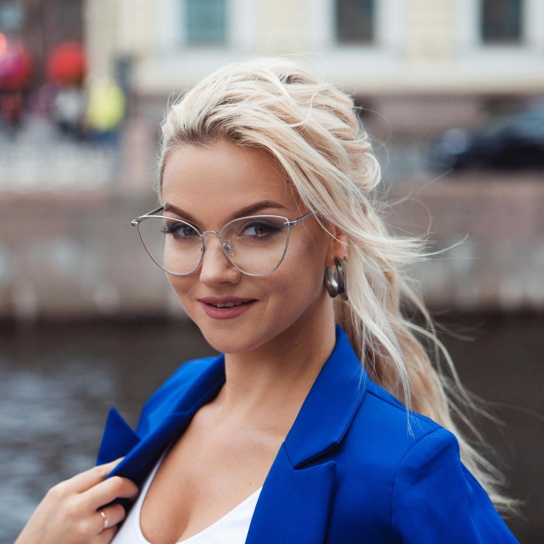 Mit kurzhaarfrisur brille frau 20 Frisuren