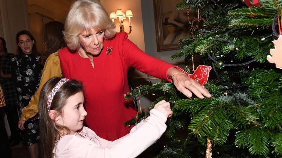 Camillas Christmas Party