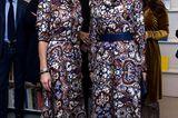 Gleiche Outfits der Royals: Prinzessin Mary im Kleid