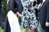 Gleiche Outfits der Royals: Prinzessin Eugenie mit Hut