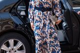 Gleiche Outfits der Royals: Prinzessin Victoria im Blumenkleid