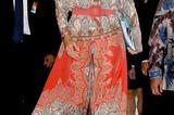 Gleiche Outfits der Royals: Königin Maxima im Rock