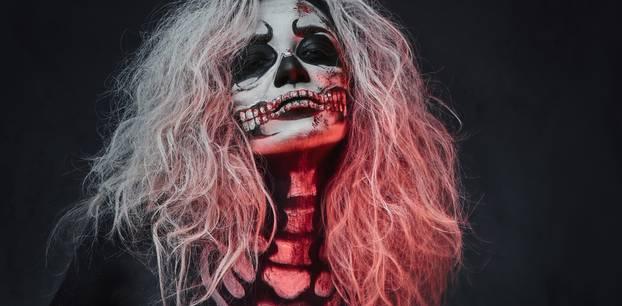 Halloween Make-Up Inspirationen