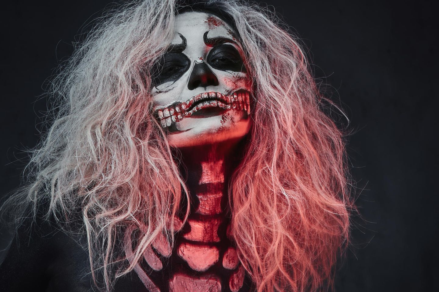 Halloween Make-Up Inspirationen