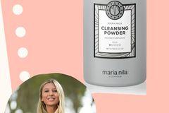 Sarah, stellv. SEO-Leitung, hat das Cleansing Powder von Maria Nila getestet.