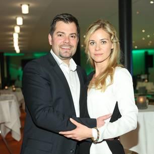 GZSZ-Star Daniel Fehlow und Jessica Ginkel