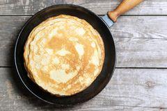 Veganes Frühstück: Vegane Pfannkuchen