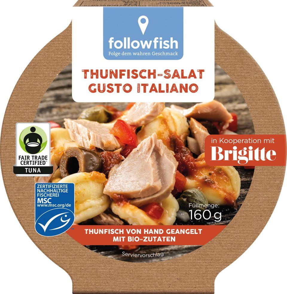 Brigitte Balance: Fischsalat
