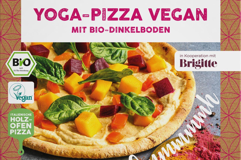 Brigitte Balance Pizza