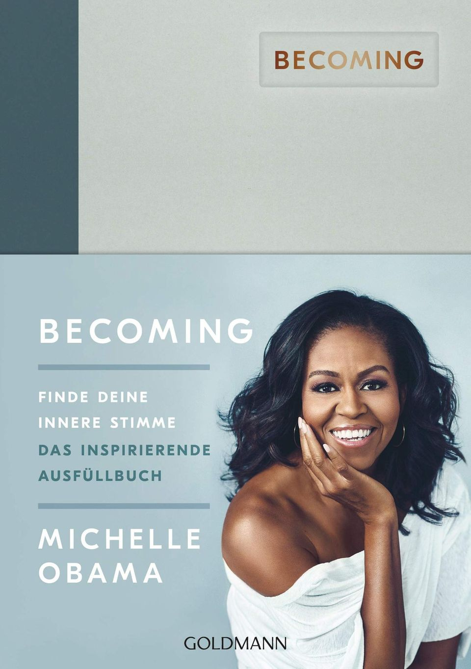 Michele Obama: Becoming – Ausfüllbuch