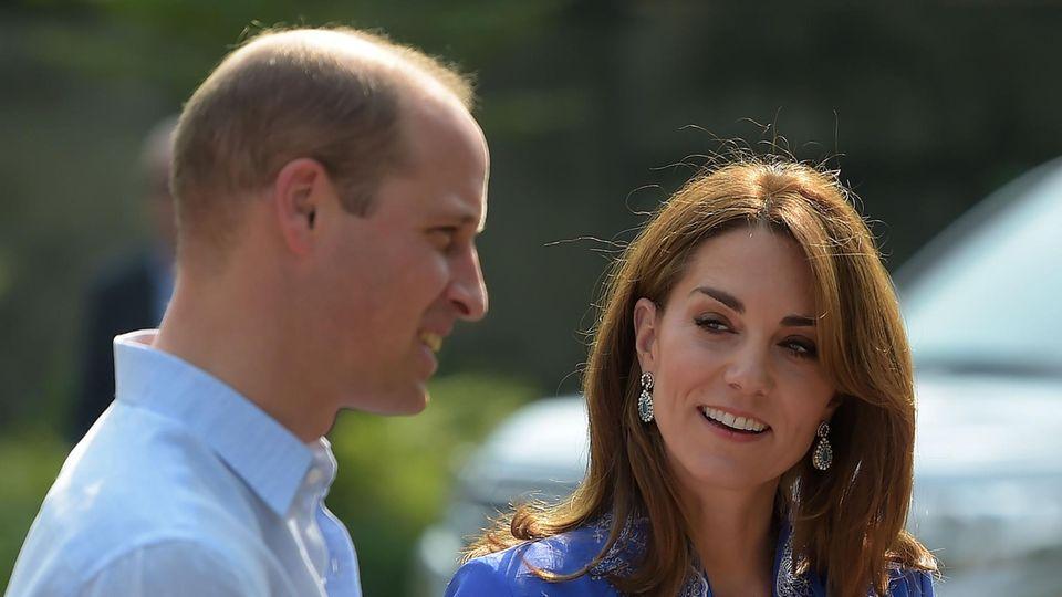 Prinz William und Kate Middleton: Mit diesem Gericht eroberte er ihr Herz