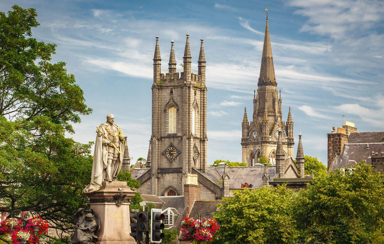 Airbnb-Trends 2020: Aberdeen