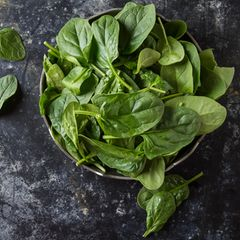frischen spinat zubereiten