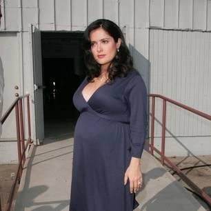 Salma Hayek schwanger
