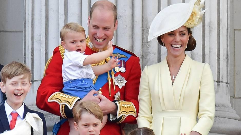 Rückblick: Die schönsten Royal-Momente des Jahres