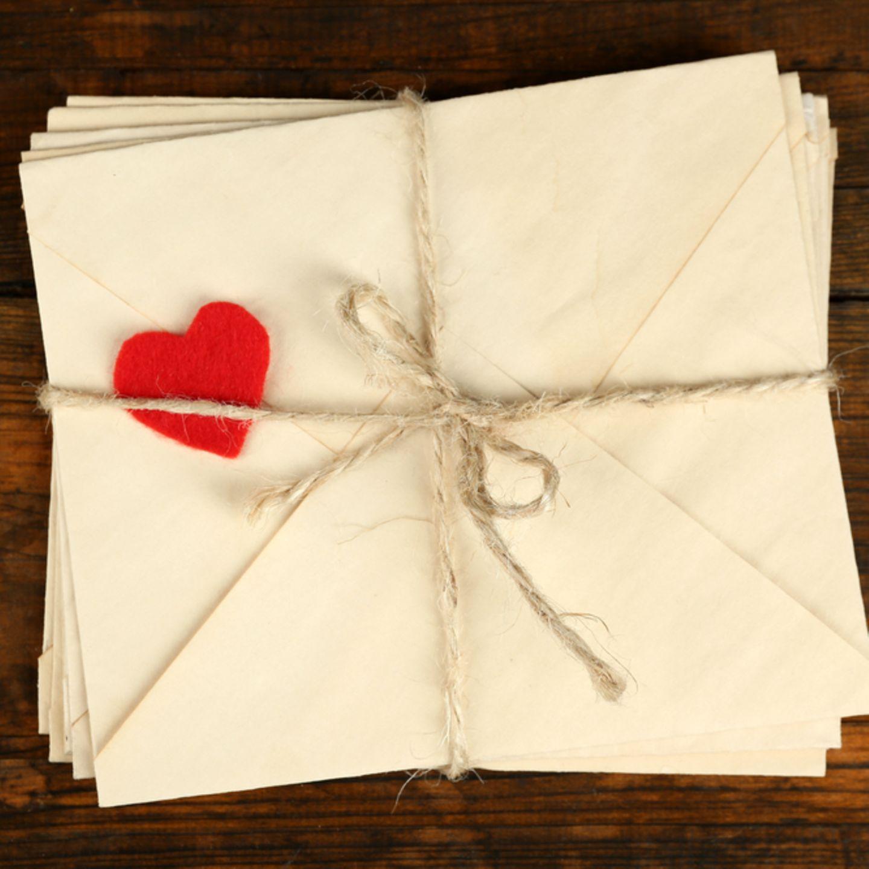 Meinen langer schatz liebesbrief Lange liebesbriefe