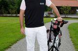 Florian Silbereisen: beim Golf