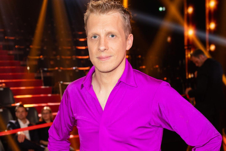 Oliver Pocher bei Let's Dance
