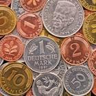 Diverse DM Münzen