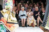 Queen Elizabeth II.: mit Anna Wintour