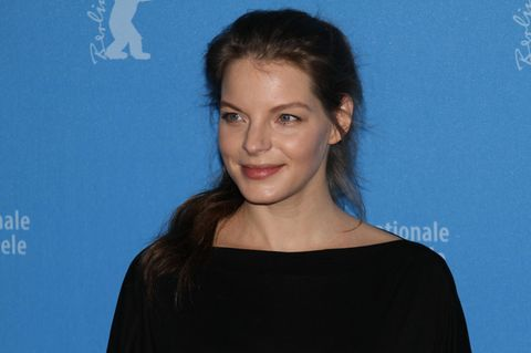 Yvonne Catterfeld auf der Berlinale