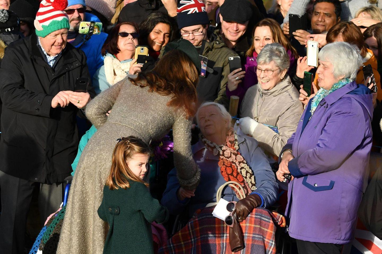 Prinzessin Charlotte: Hier stiehlt sie allen Royals die Show