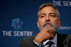 """George Clooney: Es ist mit ihm """"die Hölle auf Erden"""""""