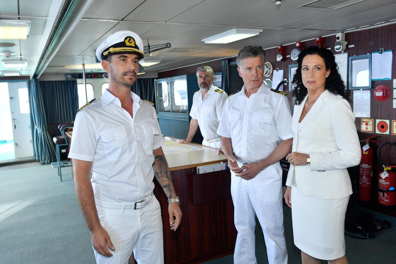 Florian Silbereisen als Traumschiff-Kapitän