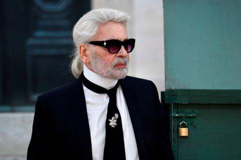Karl Lagerfeld: Daran starb der Modezar wirklich