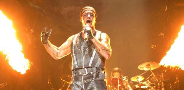 Rammstein im Madison Square Garden
