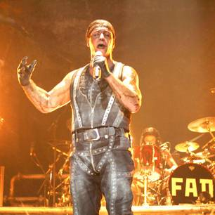 Rammstein im Madison Square Garden