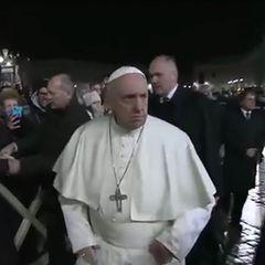 Papst Franziskus: Wütende Reaktion
