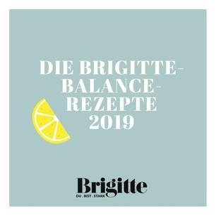 BRIGITTE-Balance-Rezepte