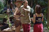Dschungelcamp: Desirée Nick, Isabel Varell und Willi Herren