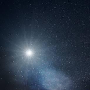 Galaktisches Großereignis: Das könnte uns laut Astronomen bevorstehen: Foto von Sternenhimmel
