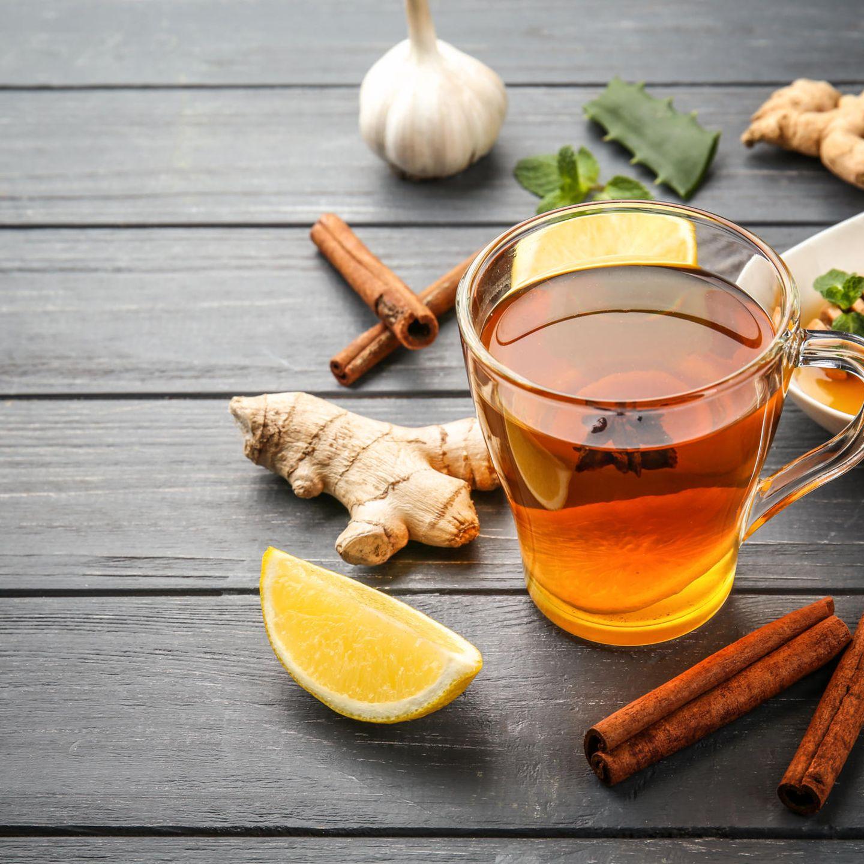 Wofür ist Ginseng-Diät-Tee?