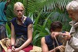 Dschungelcamp: Sarah Knappik und Mathieu Carrière