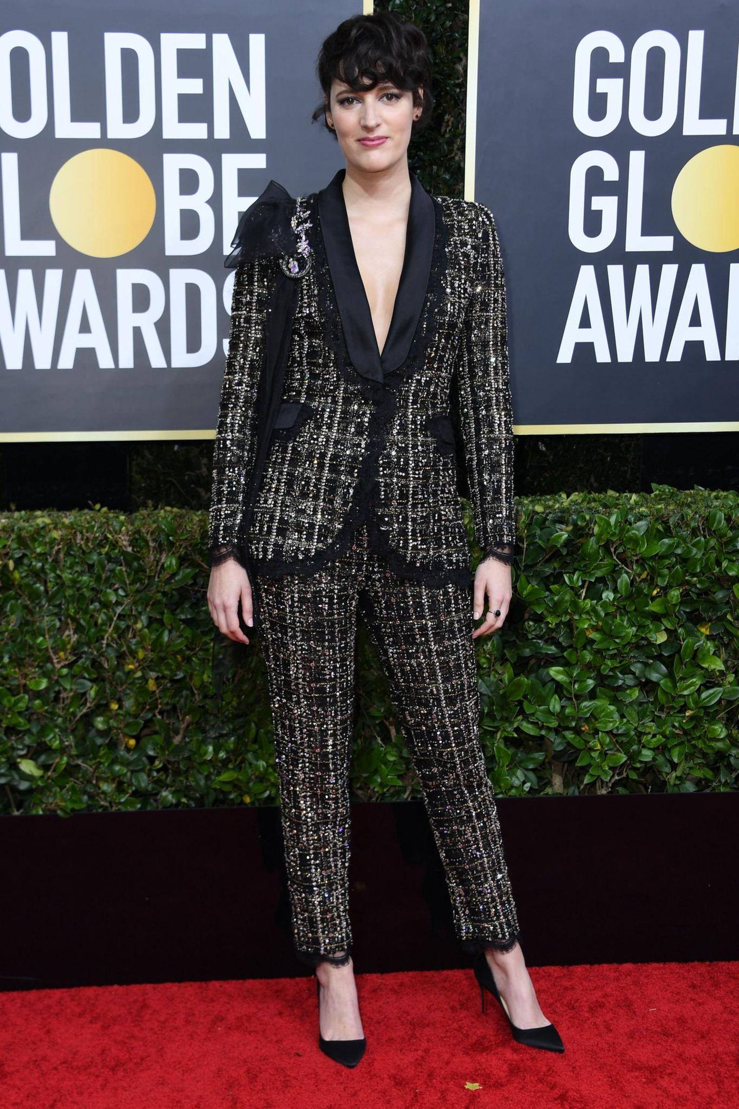 Golden Globes 2020: Phoebe Waller-Bridge