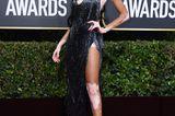 Golden Globes 2020: Winnie Harlow