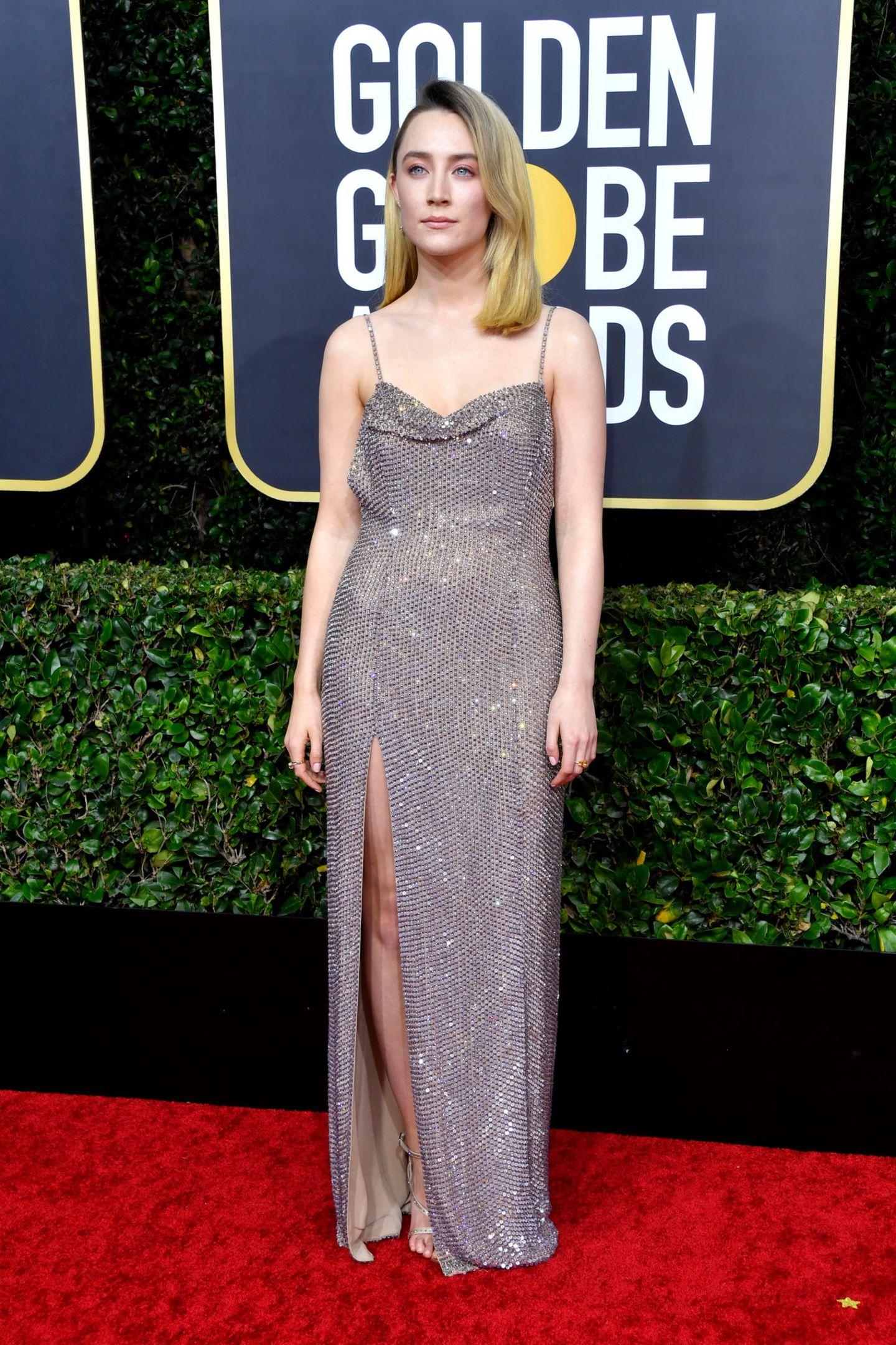 Golden Globes 2020: Saoirse Ronan