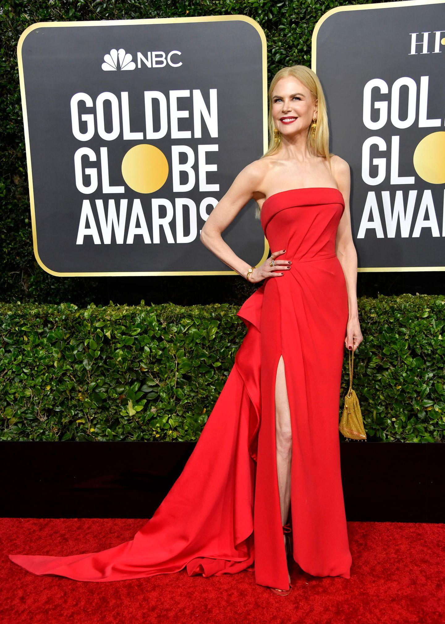 Golden Globes 2020: Nicole Kidman