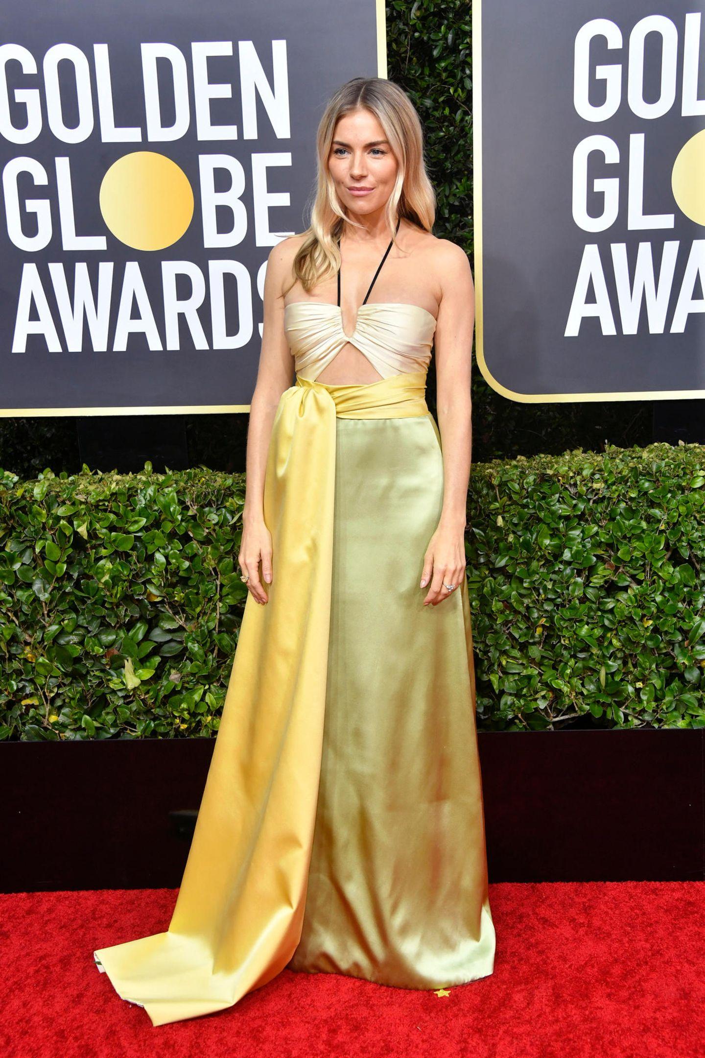 Golden Globes 2020: Sienna Miller