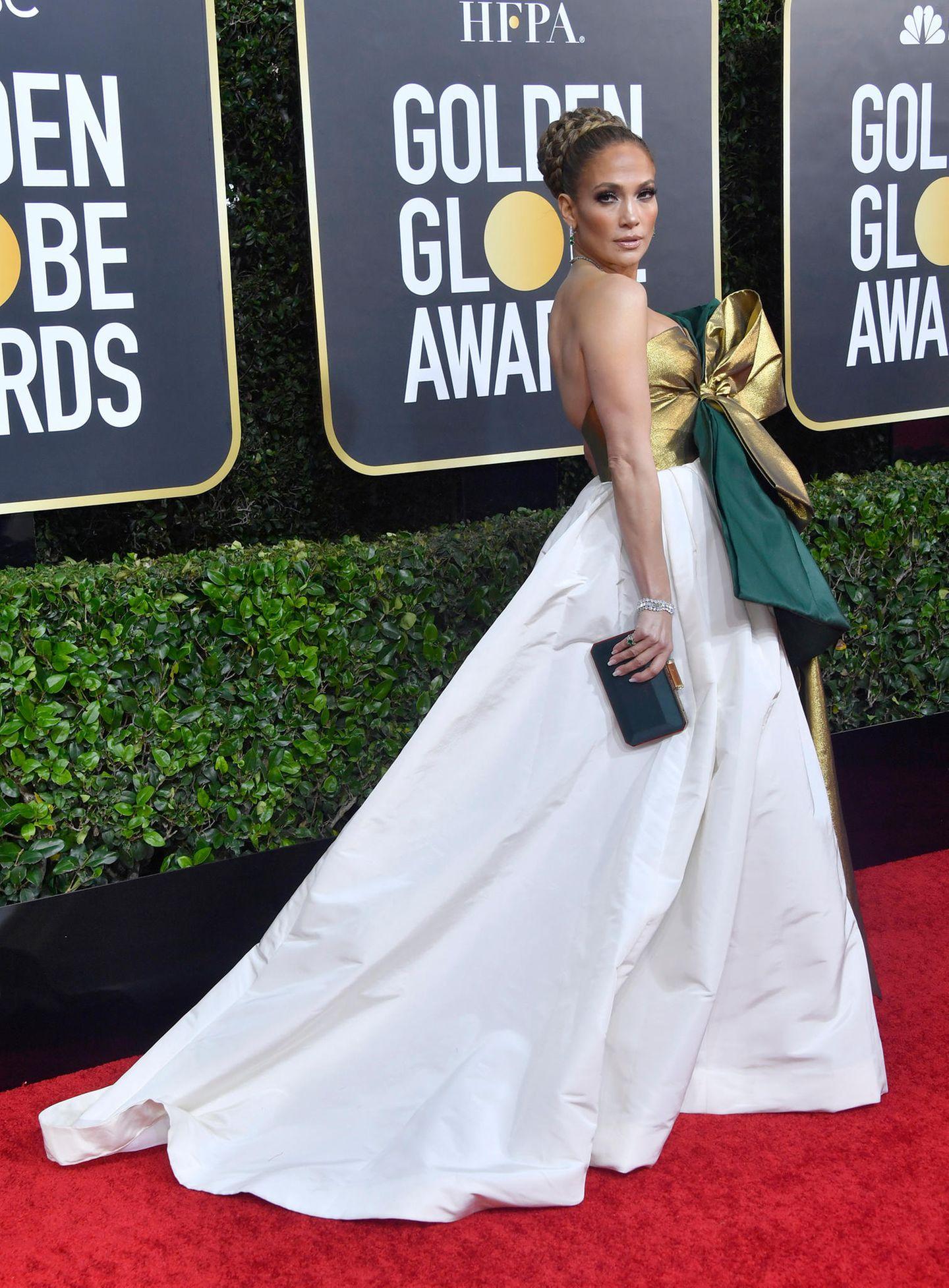 Golden Globes 2020: Jennifer Lopez